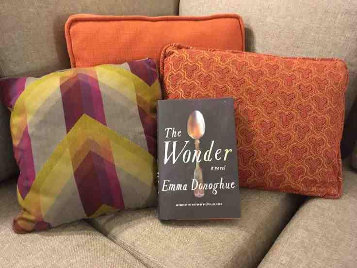 ABC - The Wonder - Emma Donoghue - January 2017