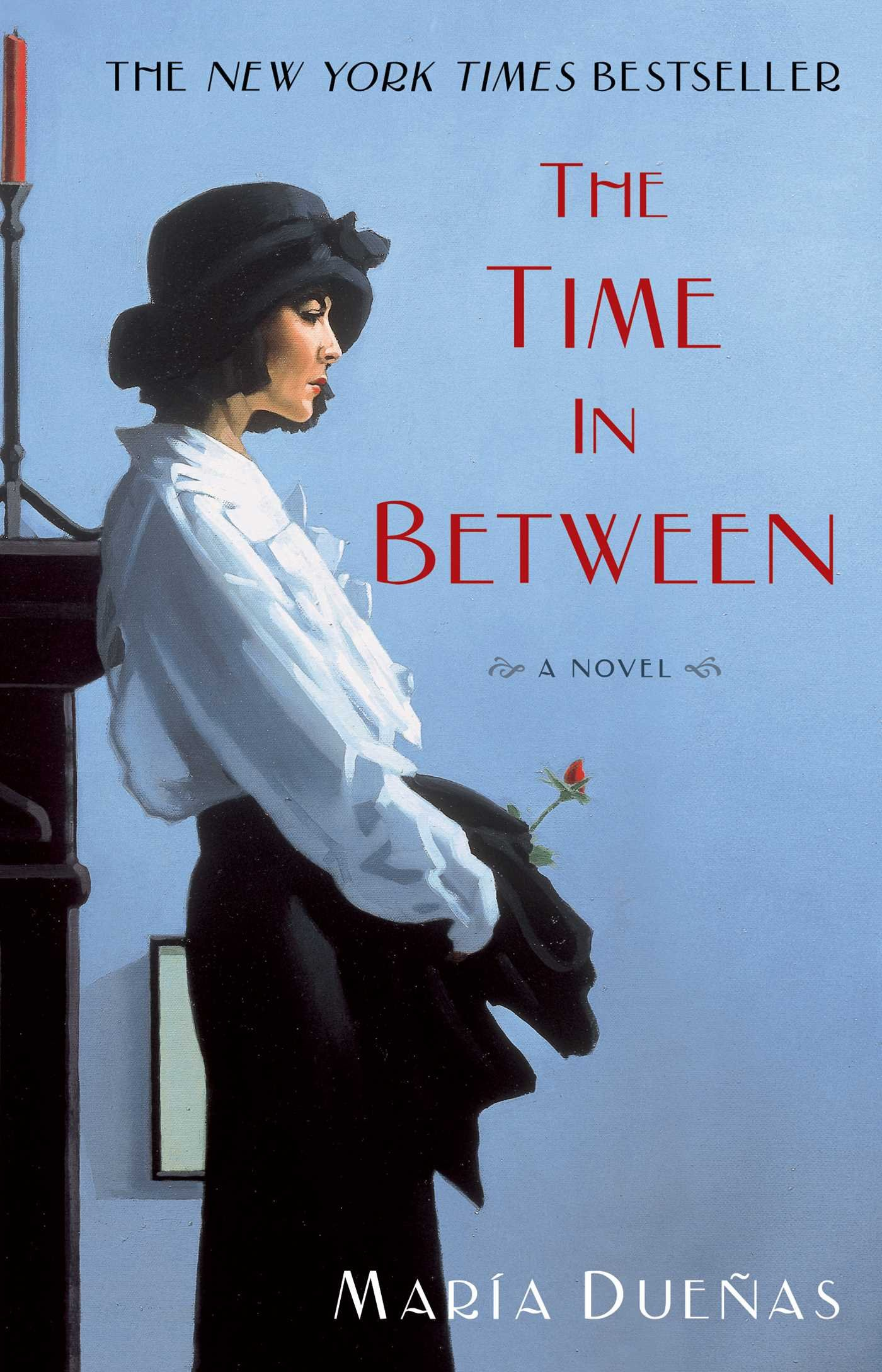the time in between - maría dueñas