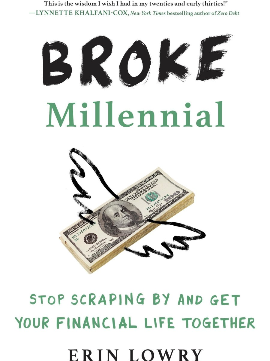 broke millennial review - erin lowry