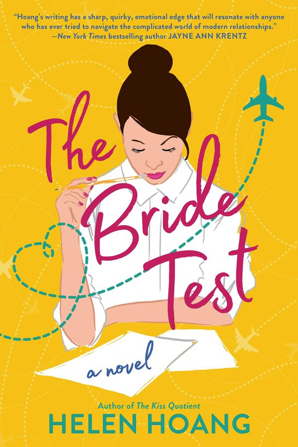 helen hoang - the bride test