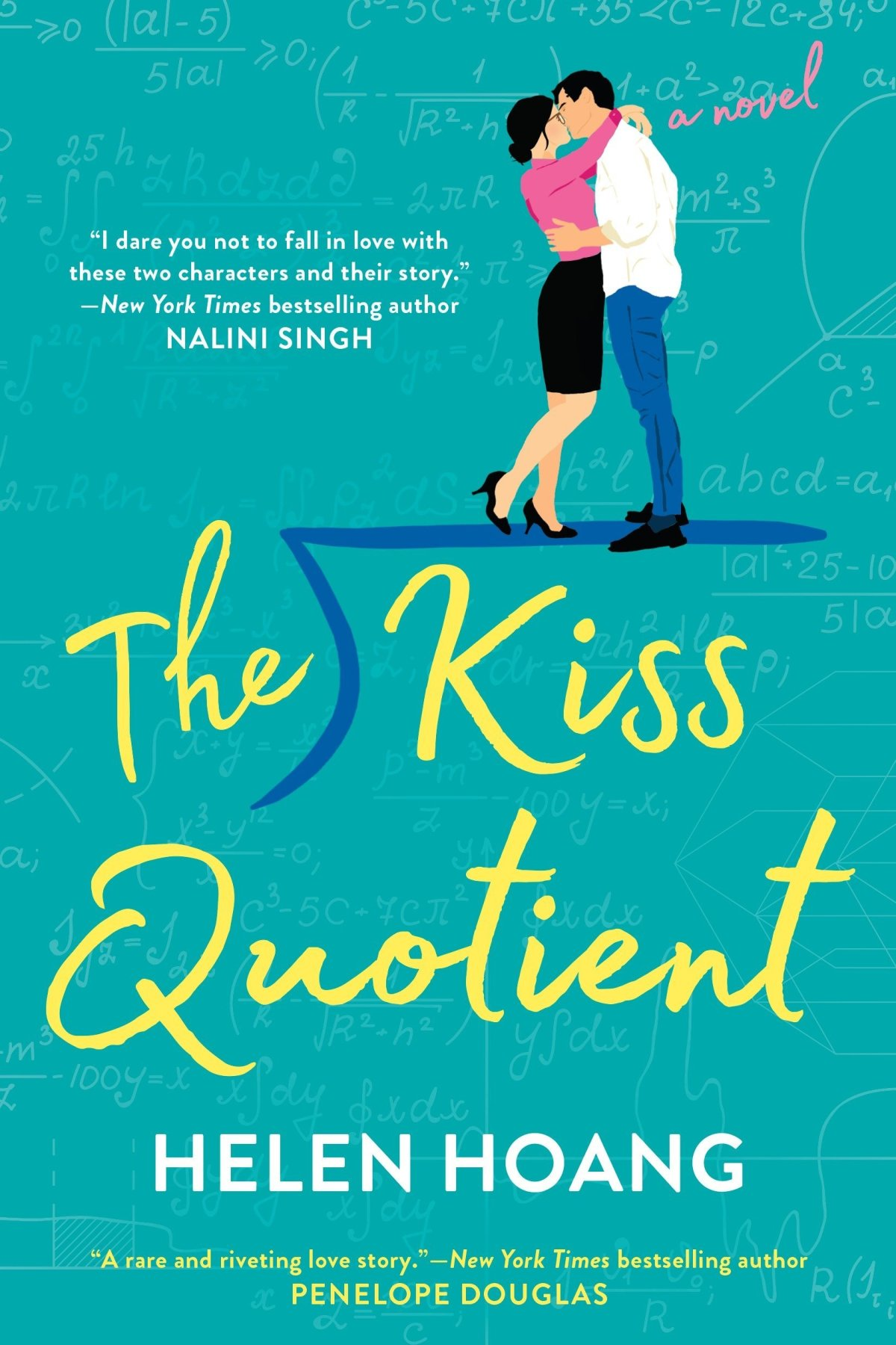 helen hoang - the kiss quotient