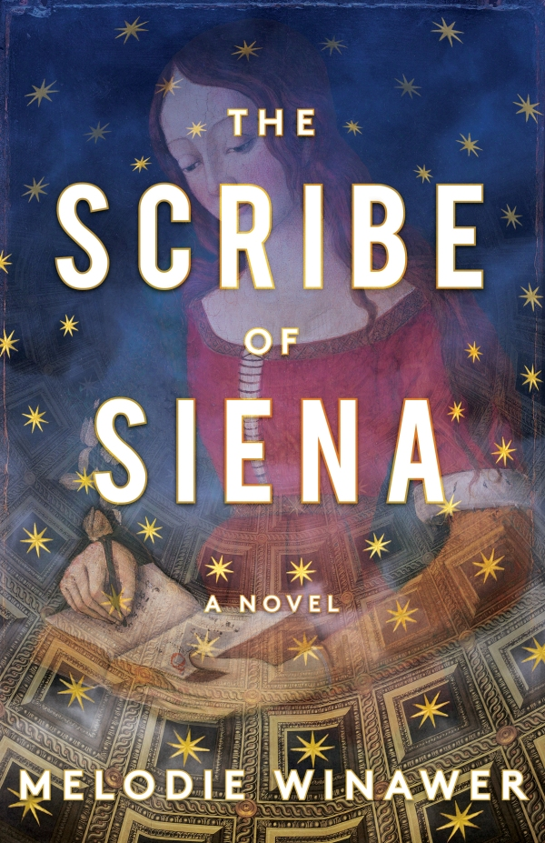 melodie winawer - the Scribe of Siena