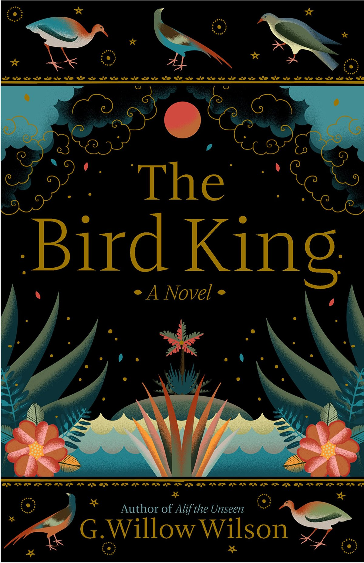 g willow wilson - the bird king