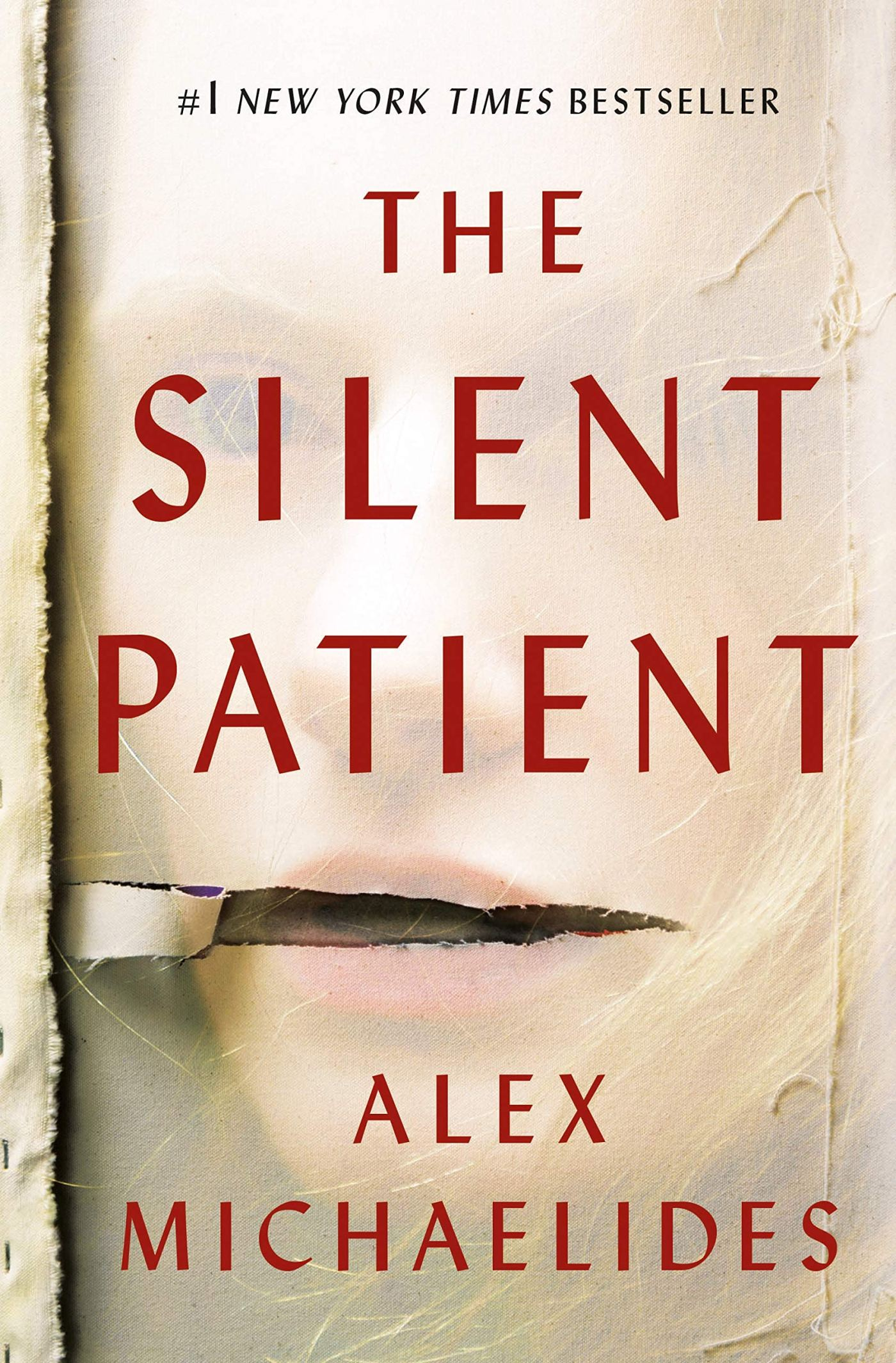 alex michaelides - the silent patient