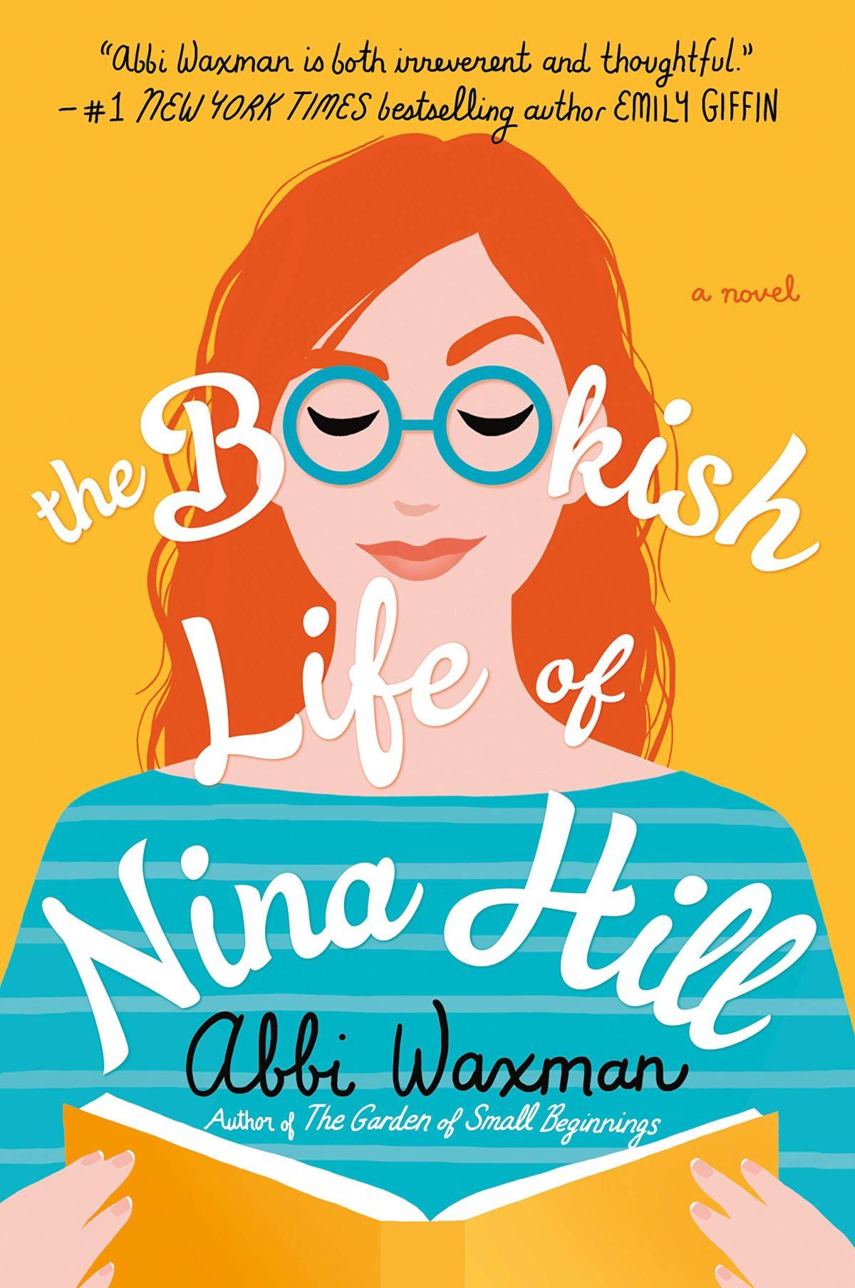 abbi waxman - the bookish life of nina hill
