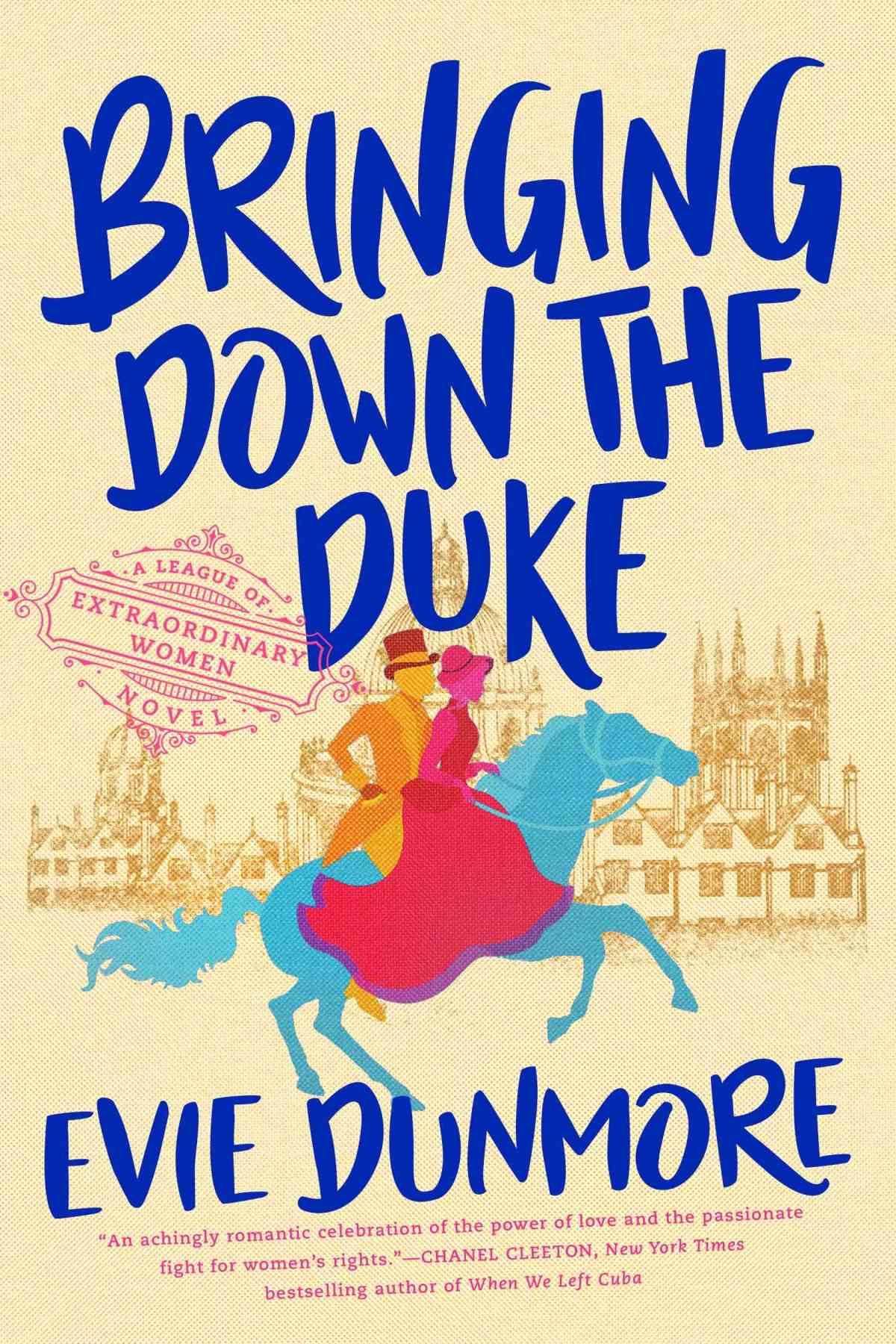 evie dunmore - bringing down the duke