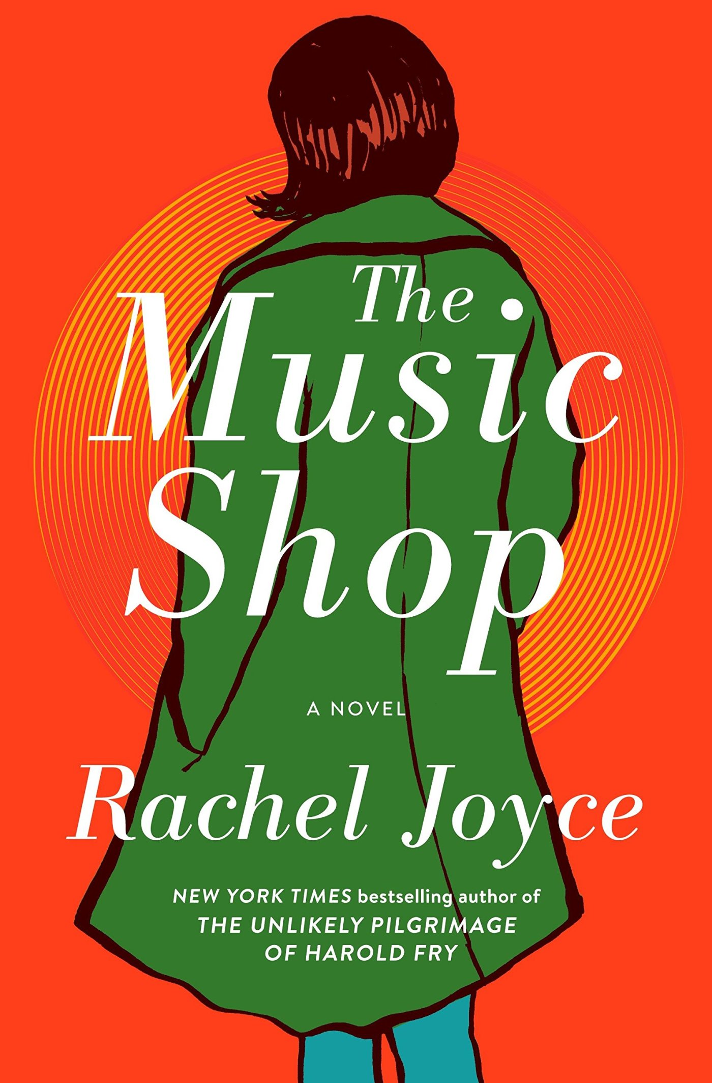 rachel joyce - the music shop