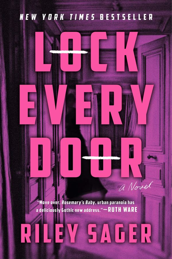 riley sager - lock every door