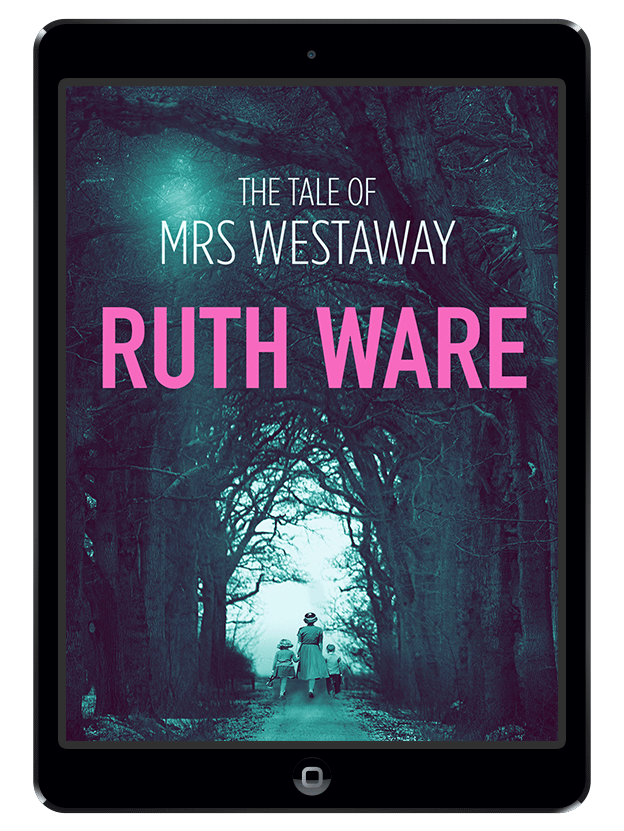 ruth ware - the tale of mrs westaway