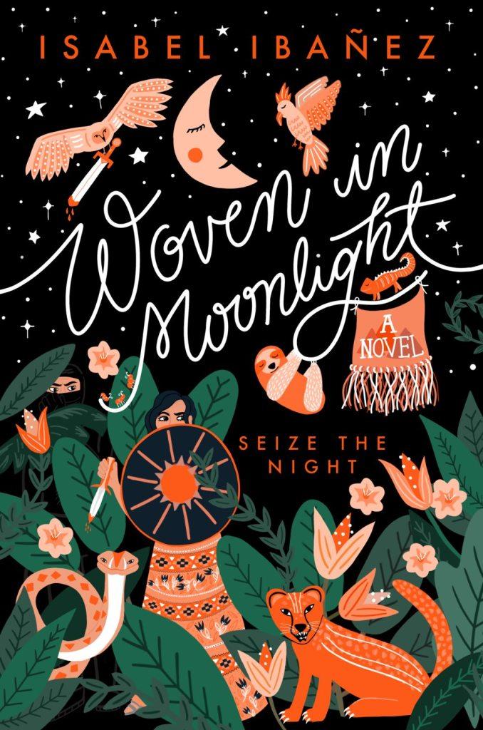 Isabel Ibañez - Woven in Moonlight