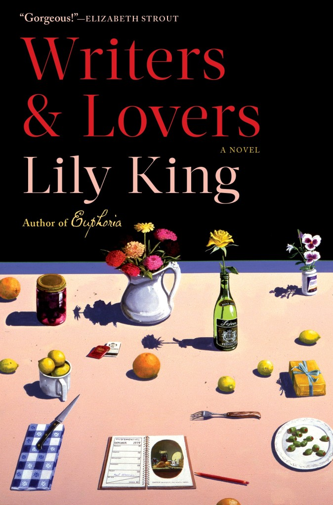 Lily King - Writers and Lovers