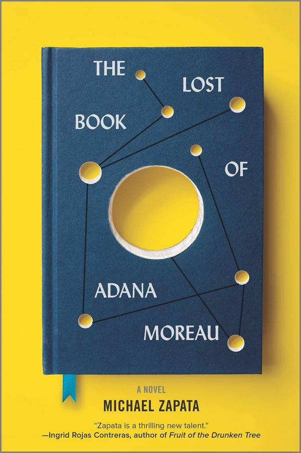 Michael Zapata - The Lost Book of Adana Moreau