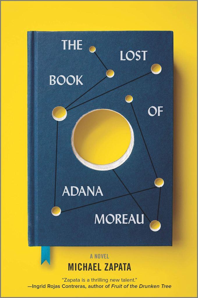 Michael Zapata - The Lost Book of Adana Moreau