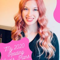 My 2020 Reading Goals, Plans, & Resolutions