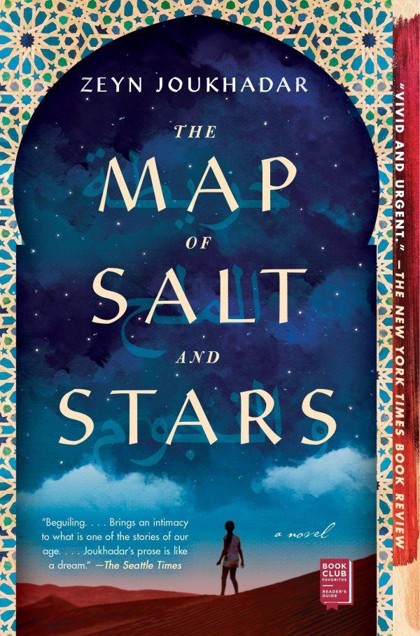 Zeyn Joukhadar - The Map of Salt and Stars