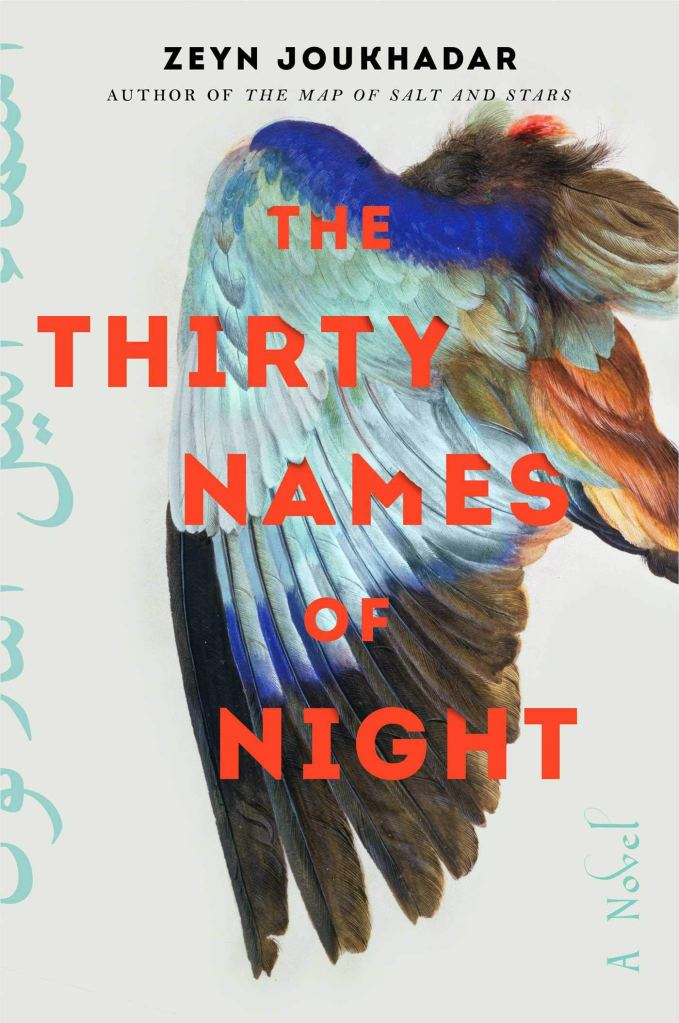 Zeyn Joukhadar - The Thirty Names of Night