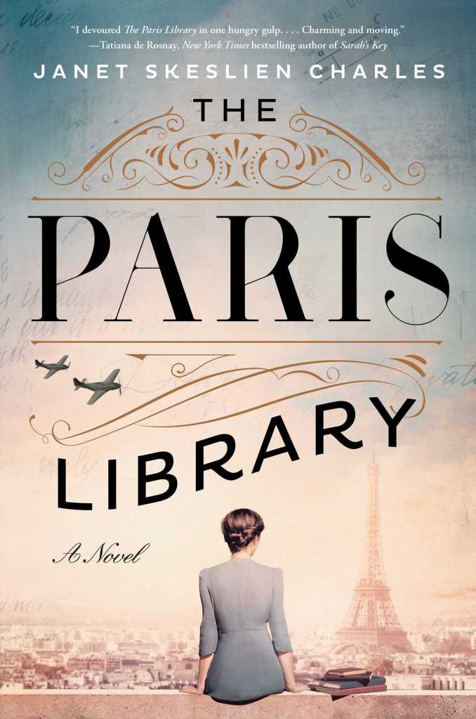 Janet Skeslien Charles - The Paris Library