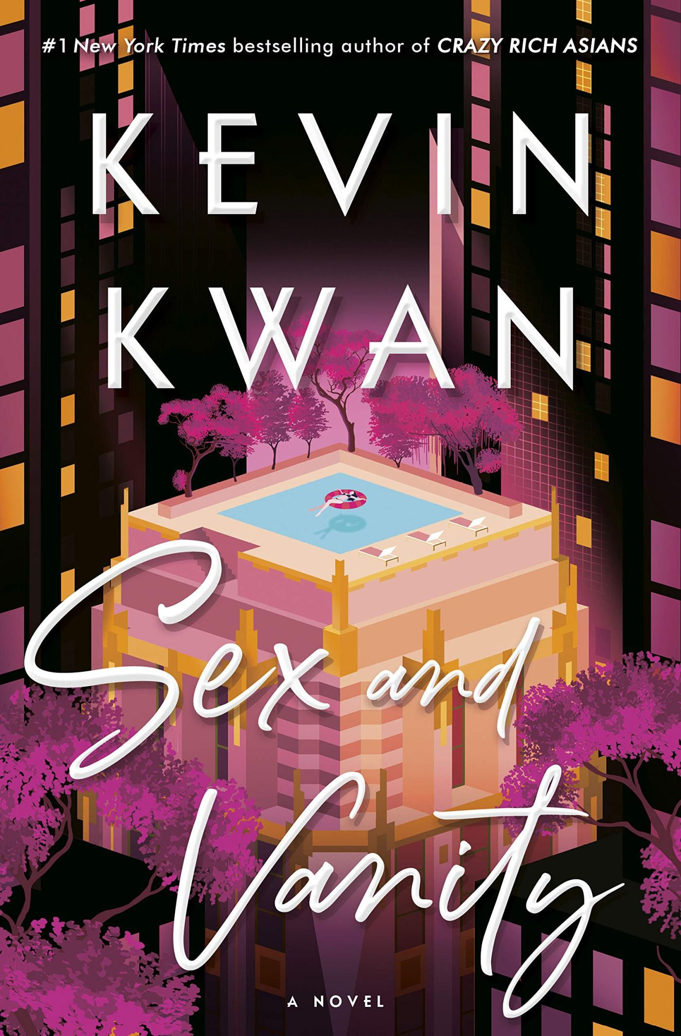 Kevin Kwan - Sex and Vanity