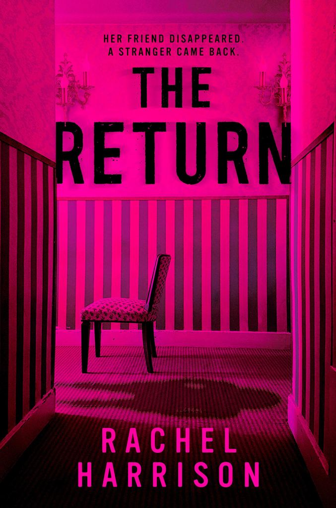 Rachel Harrison - The Return