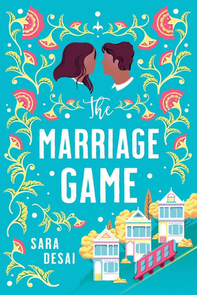 Sara Desai - The Marriage Game