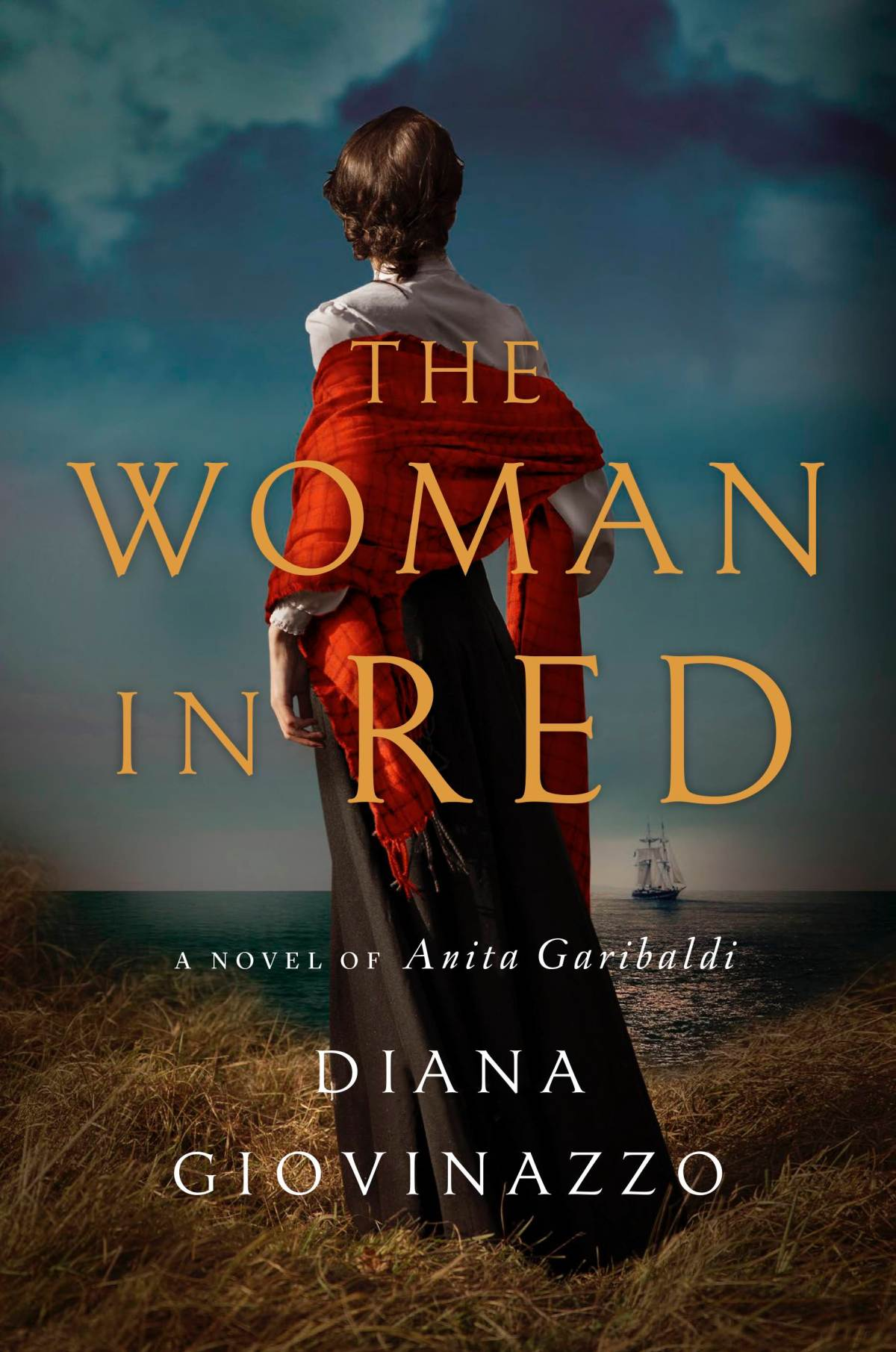 Diana Giovinazzo - The Woman in Red