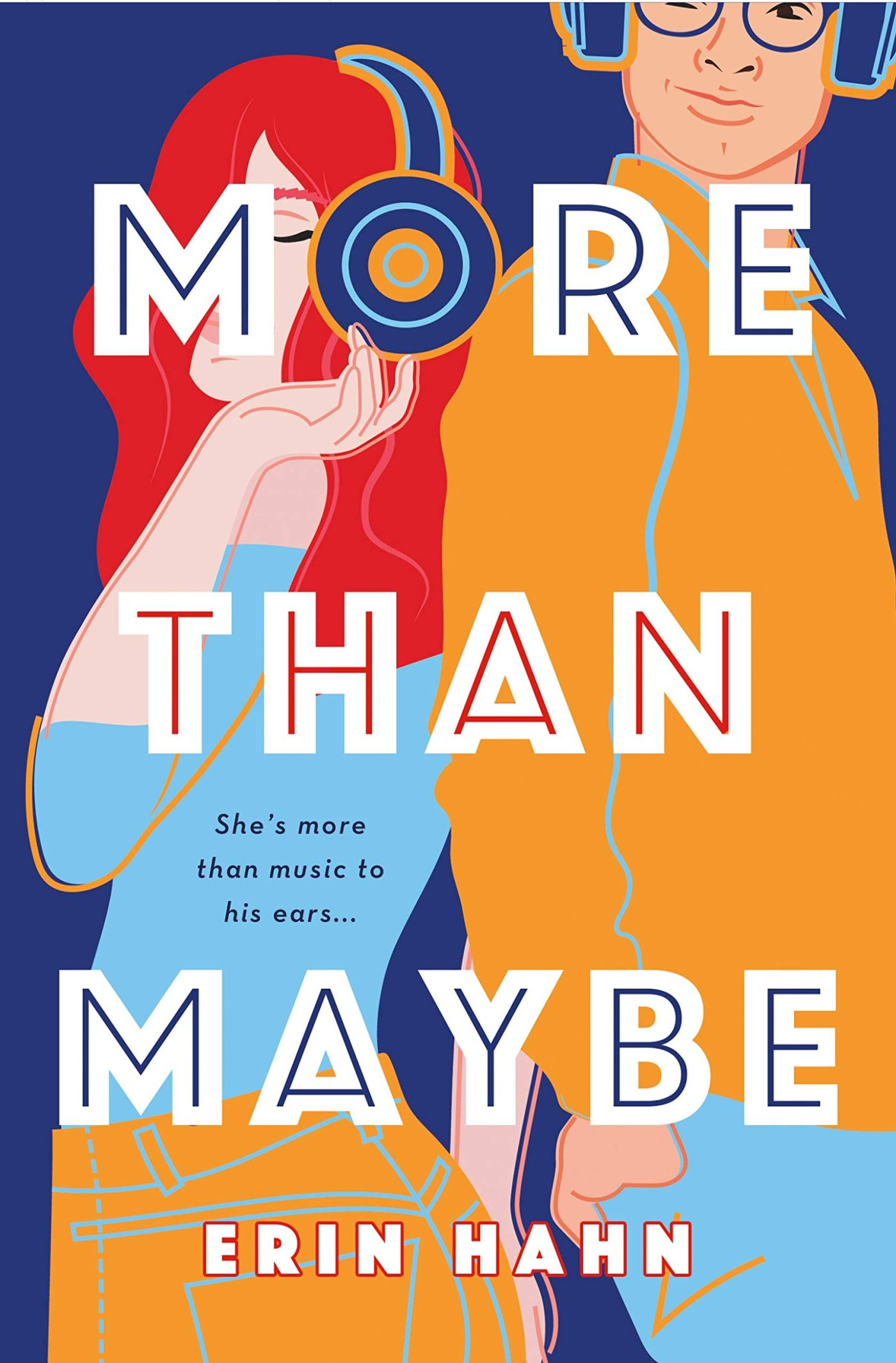 Erin Hahn - More Than Maybe