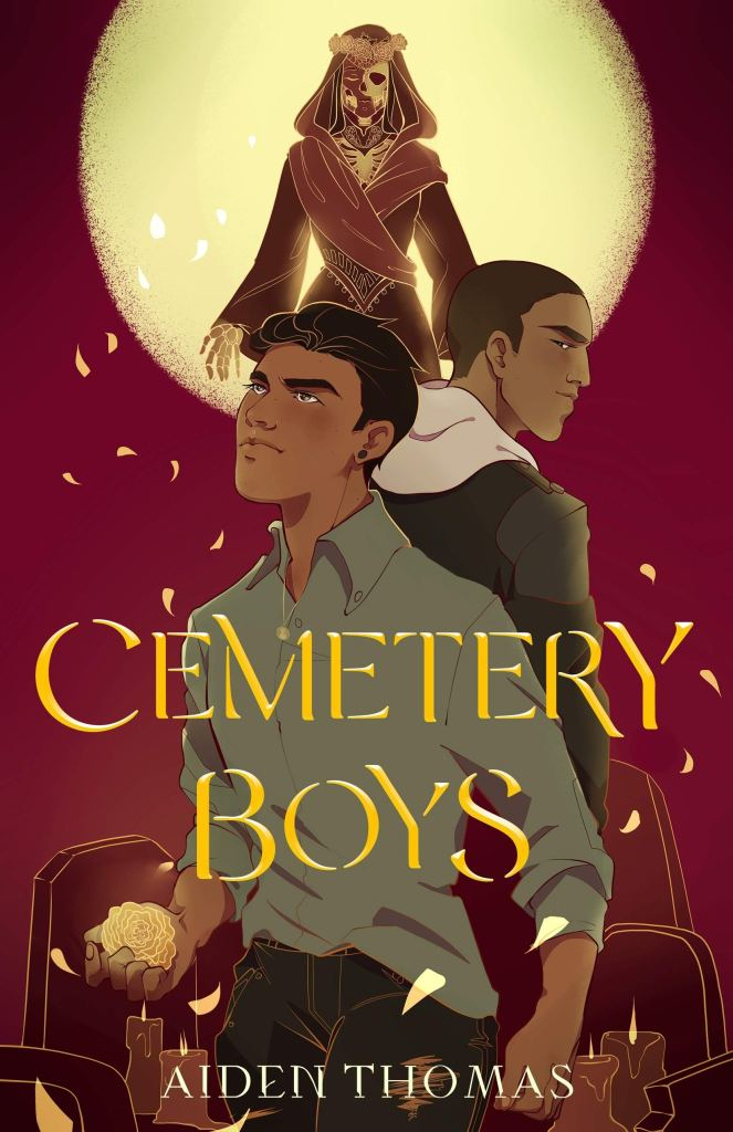 Aiden Thomas - Cemetery Boys