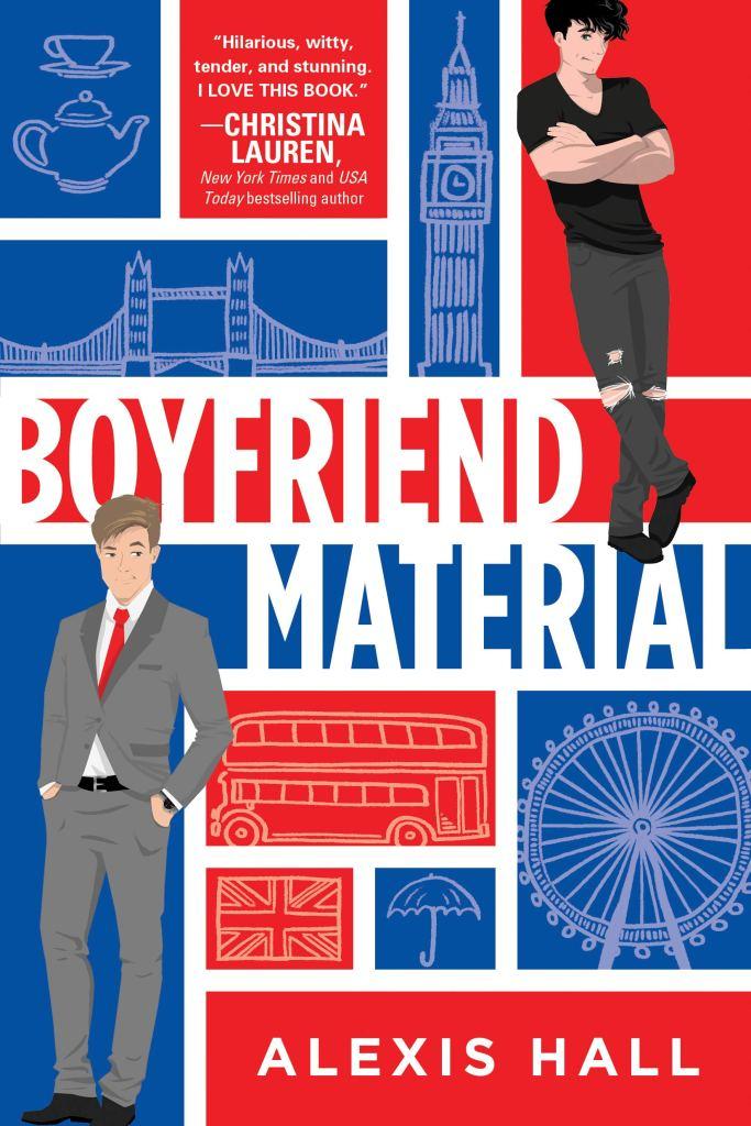 Alexis Hall - Boyfriend Material