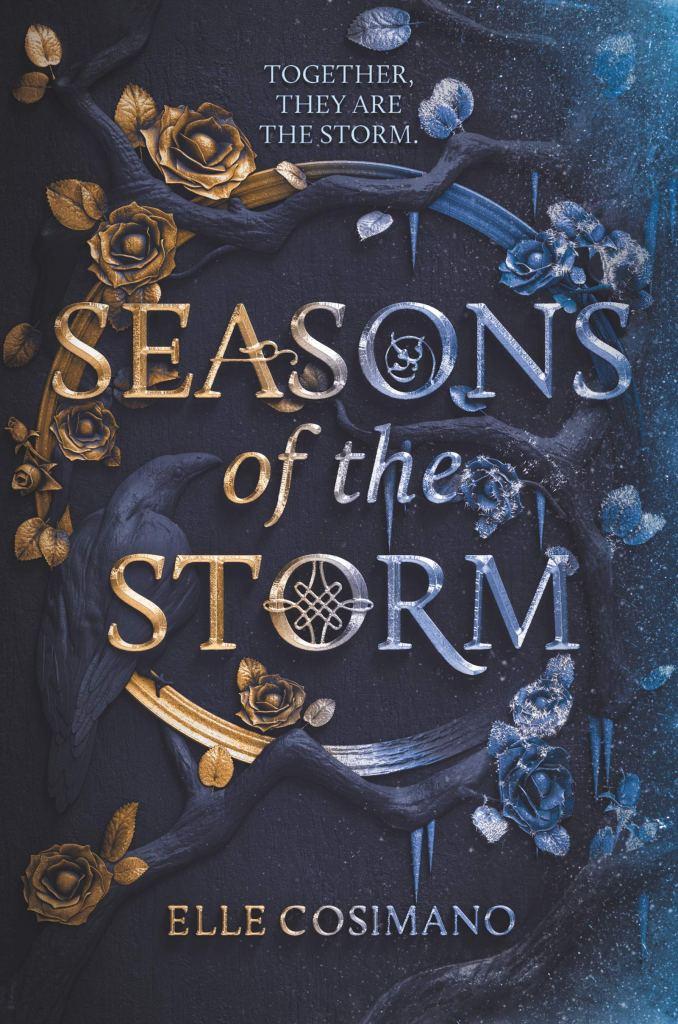 Elle Cosimano - Seasons of the Storm