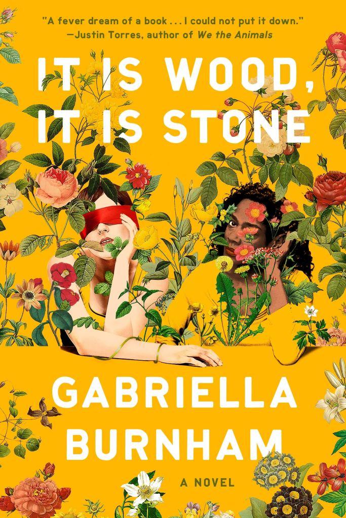 Gabriella Burnham - It is Wood, It is Stone