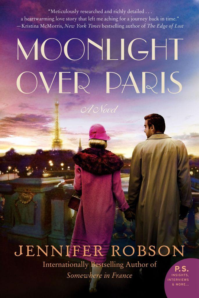 Jennifer Robson - Moonlight Over Paris