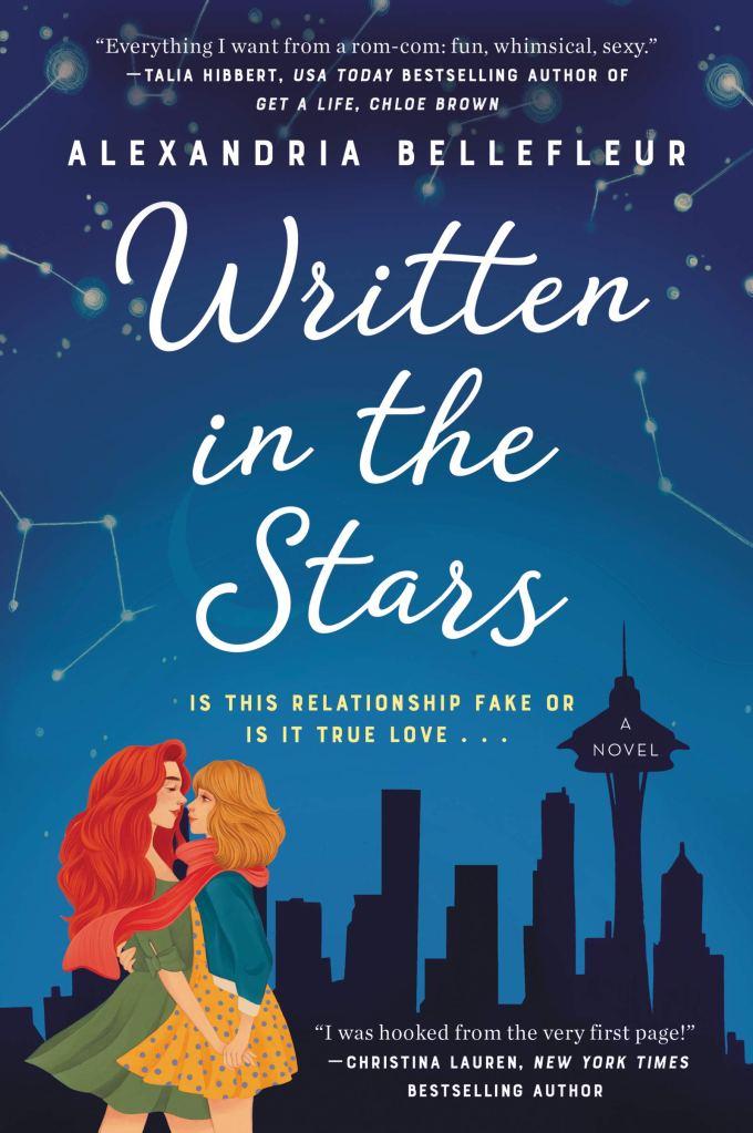 Alexandria Bellefleur - Written in the Stars