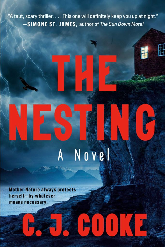 C. J. Cooke - The Nesting