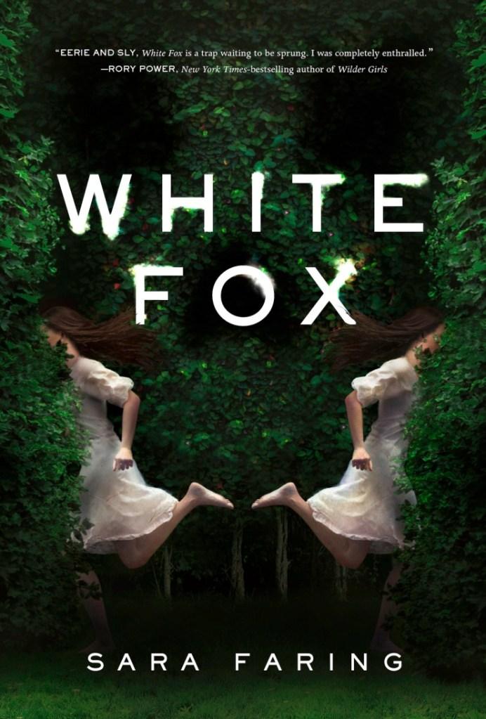 Sara Faring - White Fox
