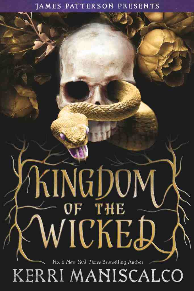 Kerri Maniscalco - Kingdom of the Wicked