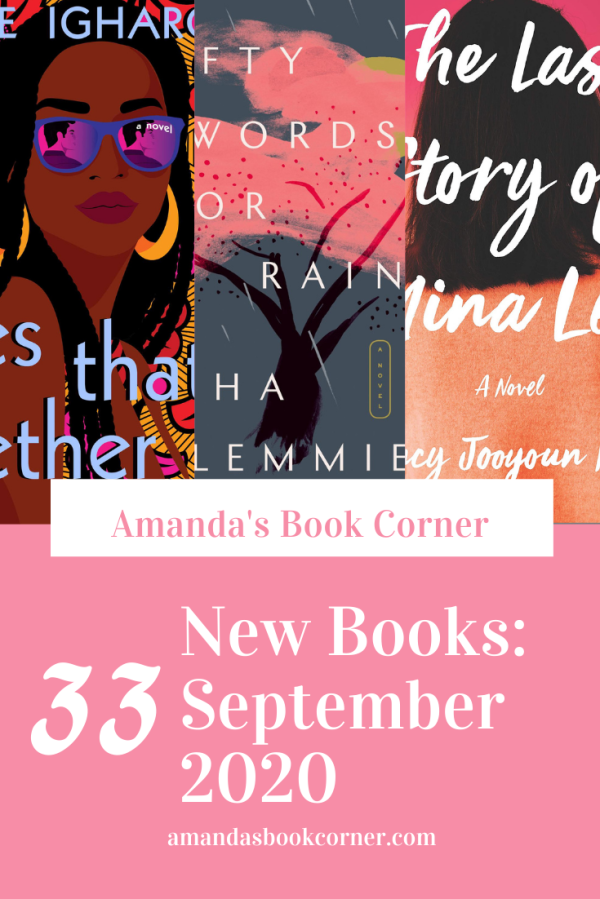 New Books - September 2020
