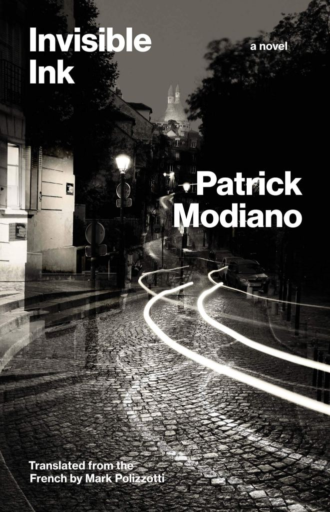 Patrick Modiano - Invisible Ink