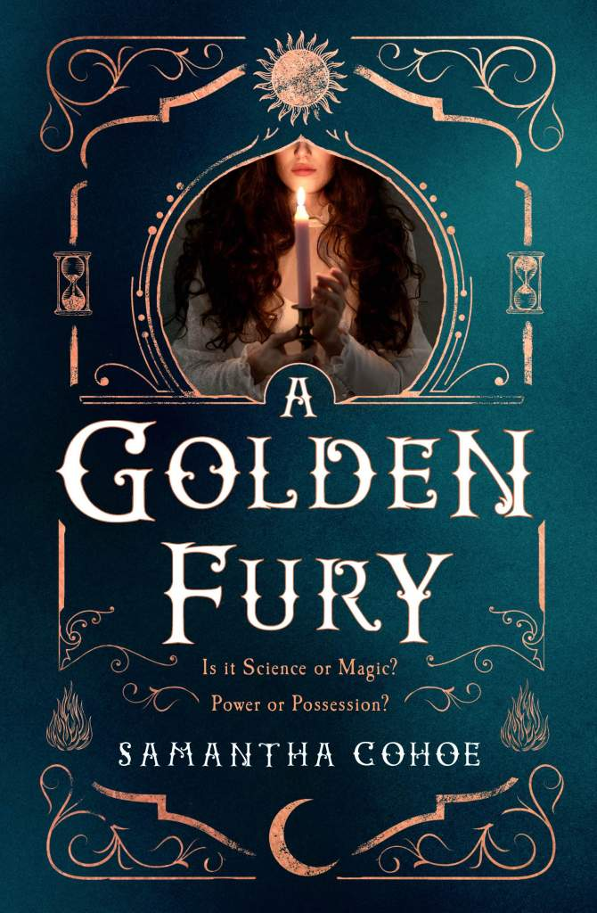 Samantha Cohoe - A Golden Fury