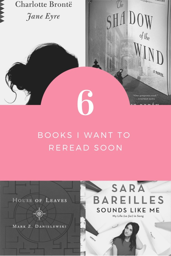 6 Books to Reread