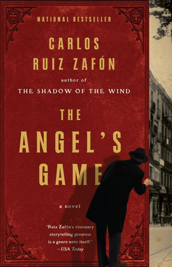 Carlos Ruiz Zafón - The Angel's Game
