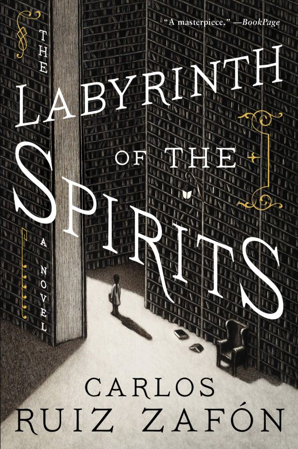 Carlos Ruiz Zafón - The Labyrinth of the Spirits