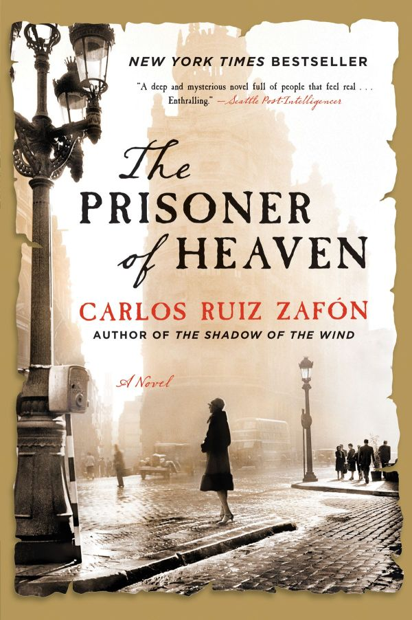 Carlos Ruiz Zafón - The Prisoner of Heaven