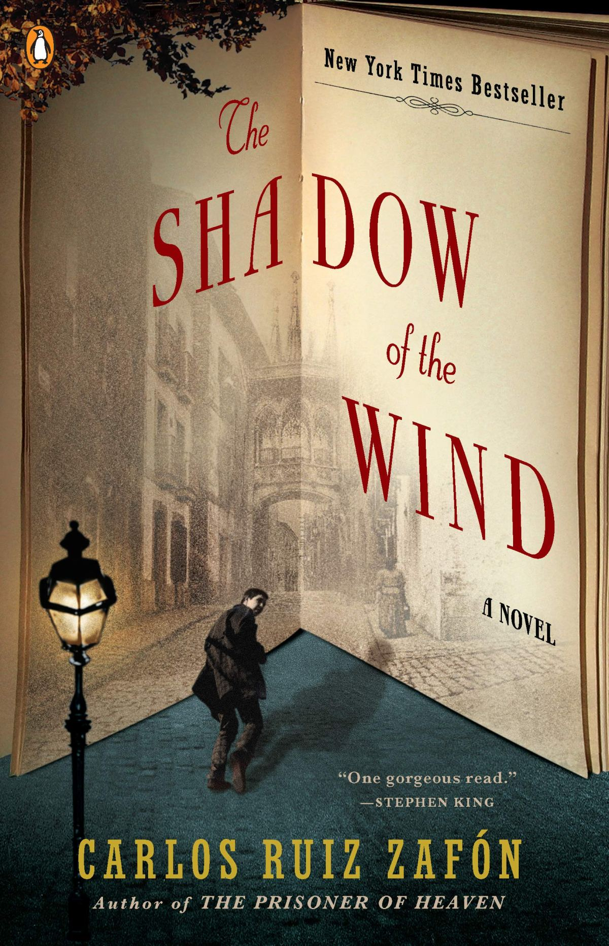Carlos Ruiz Zafón - The Shadow of the Wind