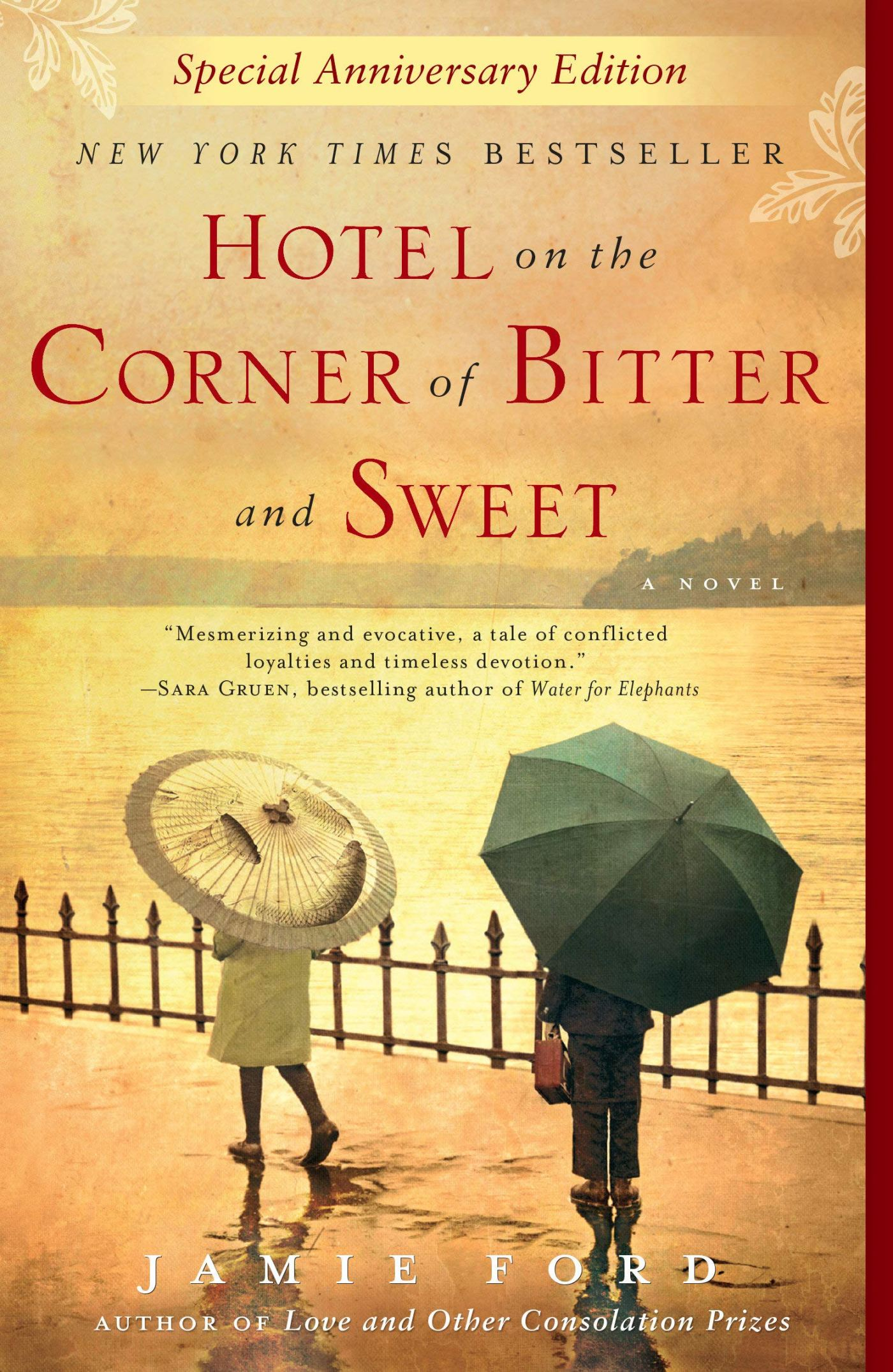 Jamie Ford - Hotel on the Corner of Bitter and Sweet
