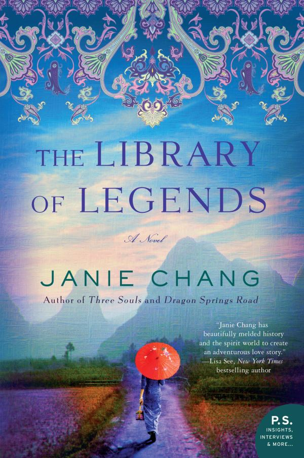 Janie Chang - The Library of Legends