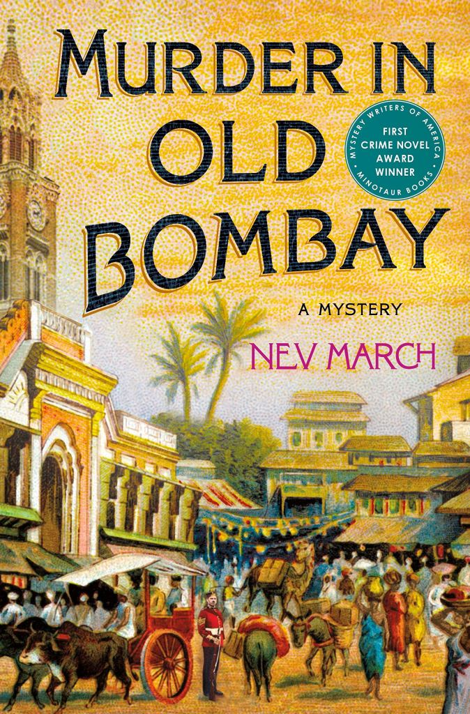 Nev March - Murder in Old Bombay
