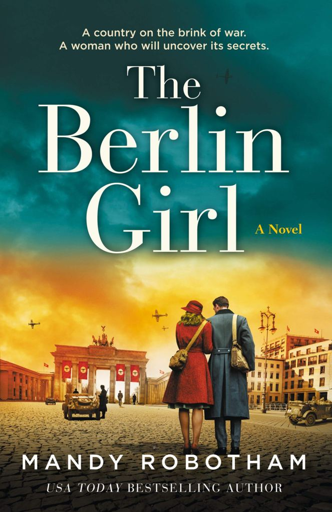 Mandy Robotham - The Berlin Girl