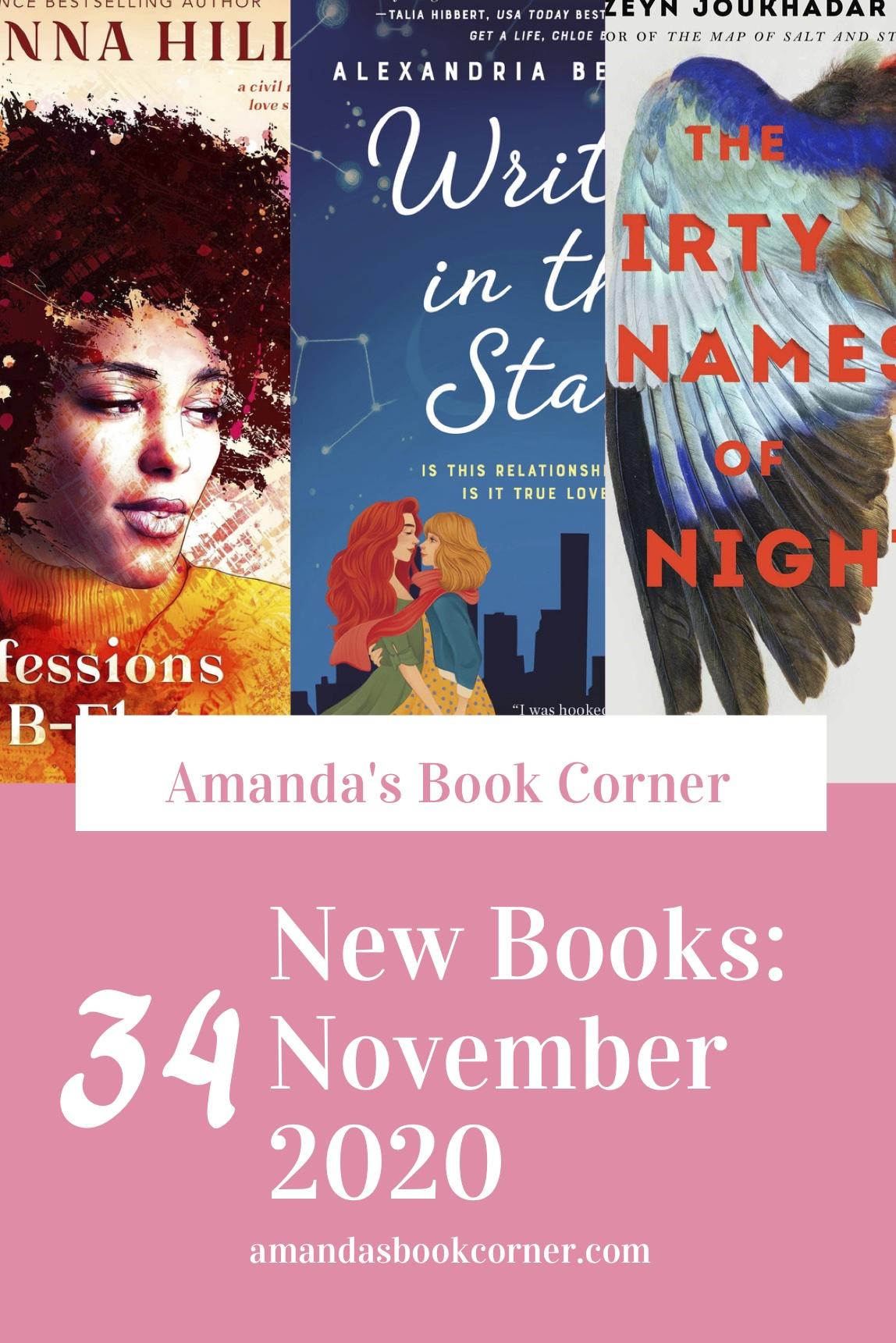 New Books - November 2020