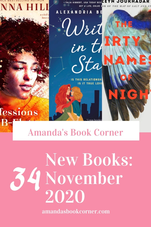 New Books - November 2020