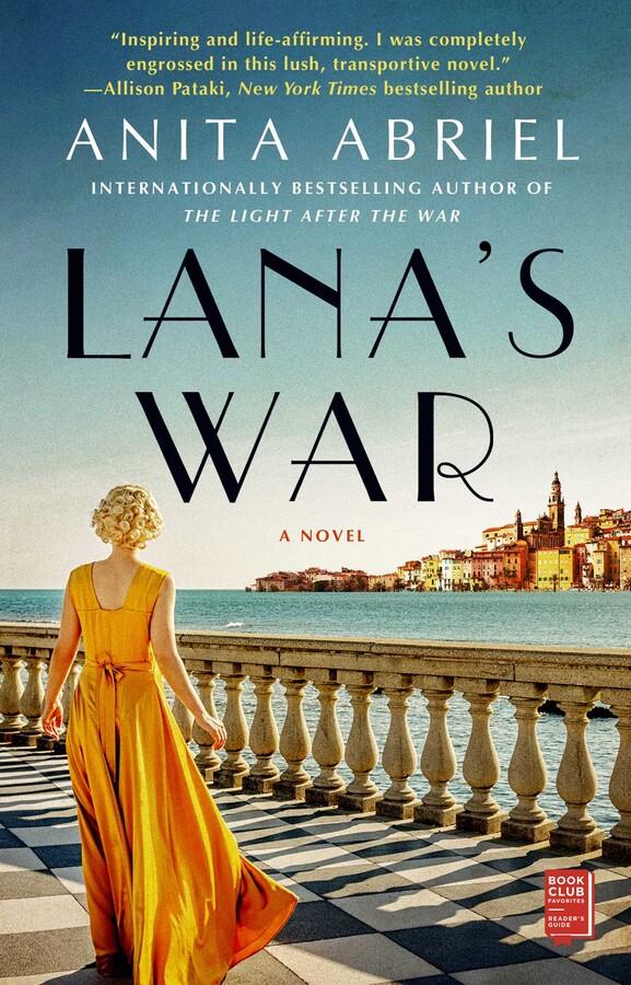 Anita Abriel - Lana's War